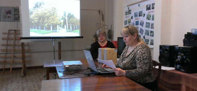 Состояние насаждений и зелёное строительство в  городе Бендеры